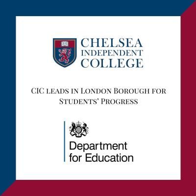 CIC Leads in London Borough for Students' Progress
