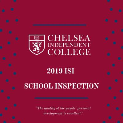 Chelsea Independent College Underwent ISI Inspection